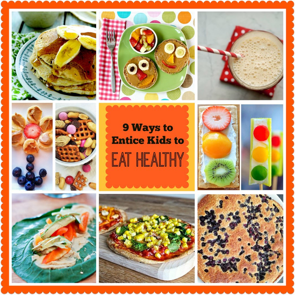 9 Easy Ways To Make Healthy Foods Fun For Kids To Eat