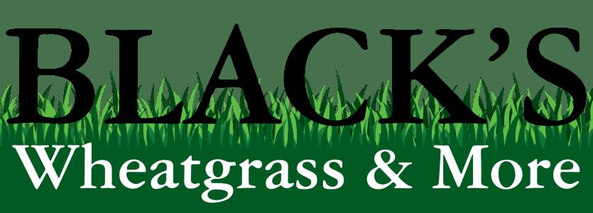 Logo - Black's Wheatgrass