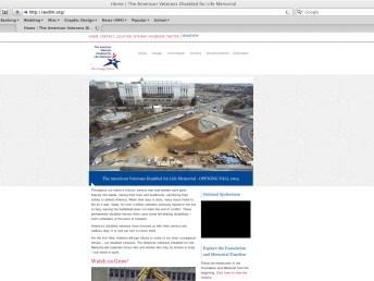 AVDLM Website Design & Direction