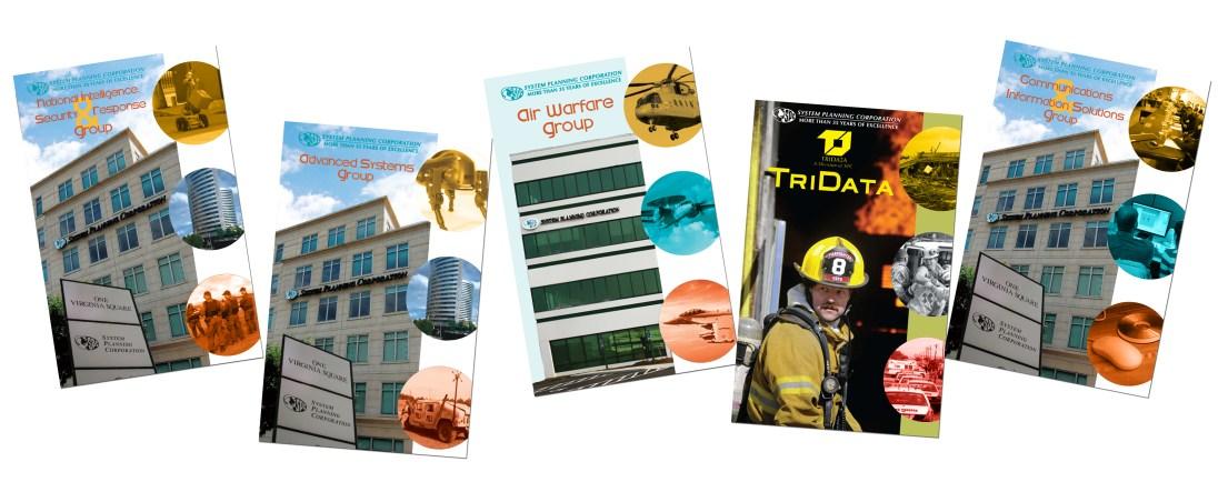 8-Page Brochure Designs - SPC