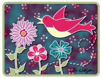 Whimsical Birdy