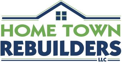 Logo Design - Home Town Rebuilders - Adobe Illustrator