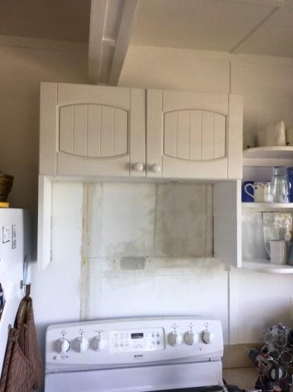 Finished Cabinet