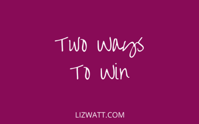 Two Ways To Win