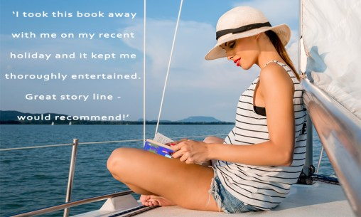 Portable e-book reader with two clipping path for book and scree