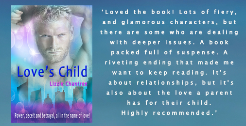 Love's Child TwitterAd quote