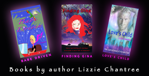 Books by author Lizzie Chantree