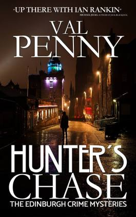 Hunter's Chase book cover
