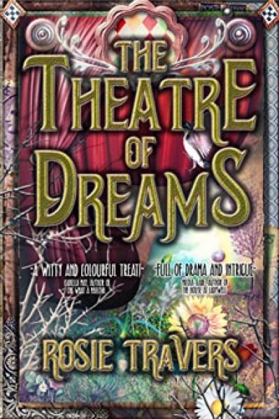 Theatre of dreams book cover