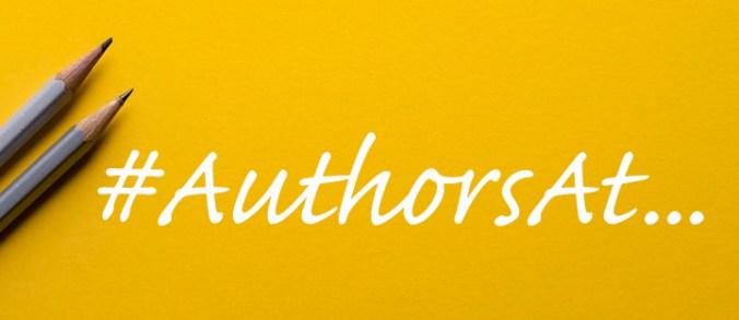 AuthorsAt header, by Lizzie Chantree