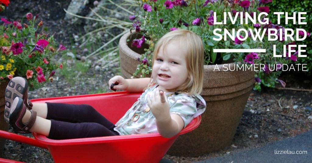Living the Snowbird Life – A Summer Update