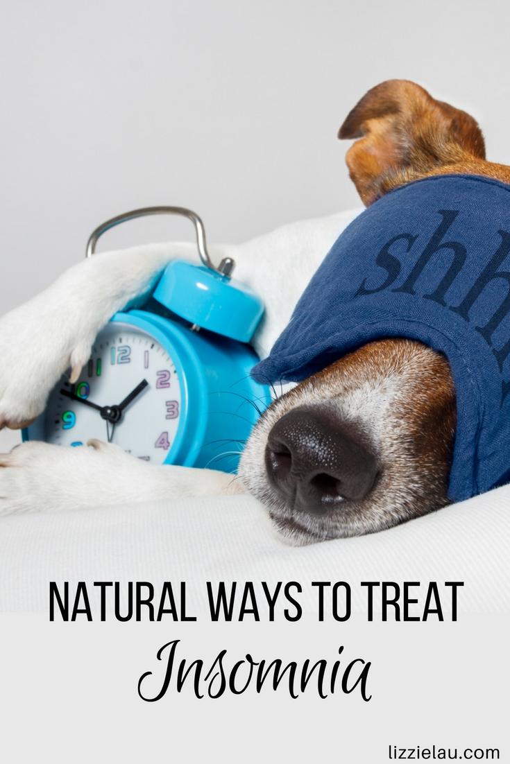 Natural ways to treat insomnia. #health #essentialoils
