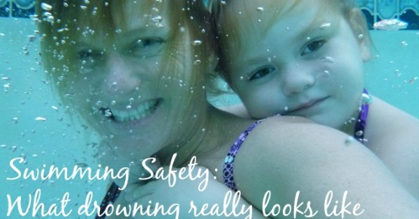 Swimming Safety: What Drowning Really Looks Like