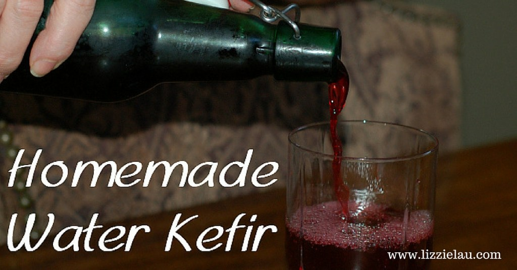 How To Make Water Kefir – It's Easy!