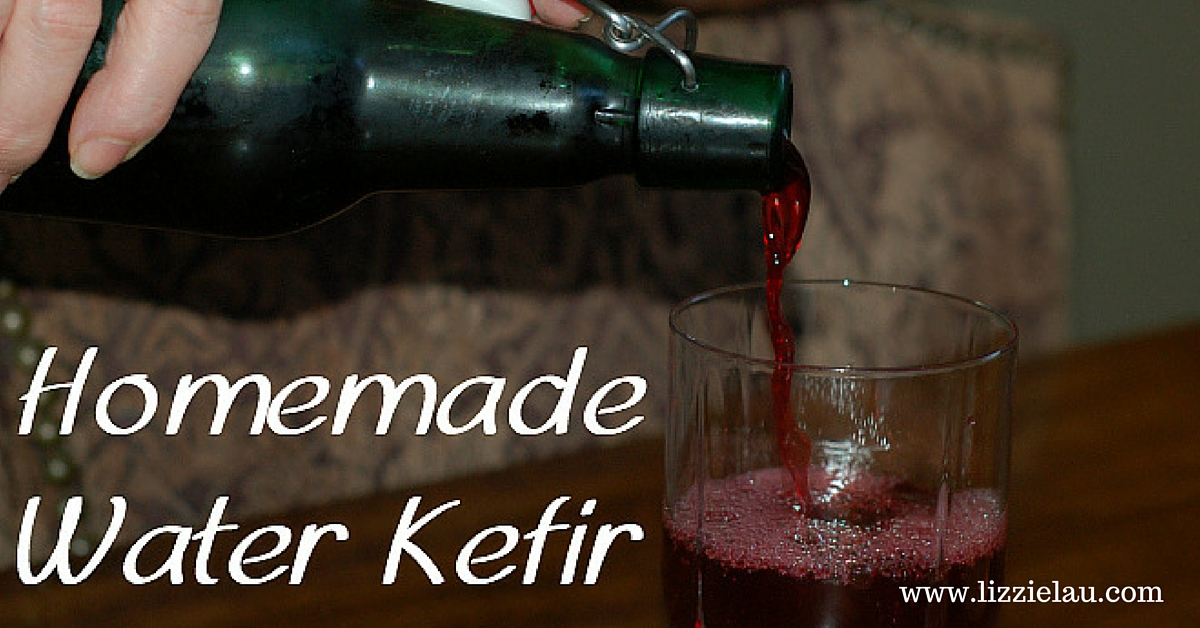 How To Make Water Kefir Its Easy