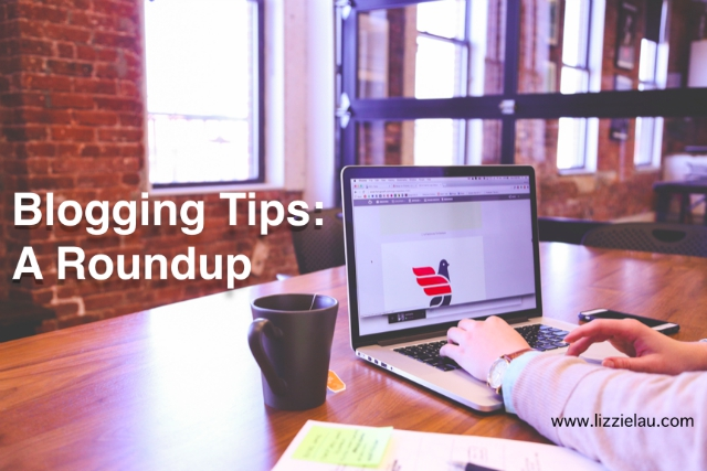 Best Blogging Tips This Week – A Roundup