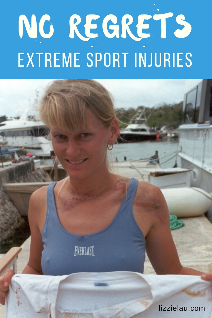 No Regrets - Extreme Sport Injuries