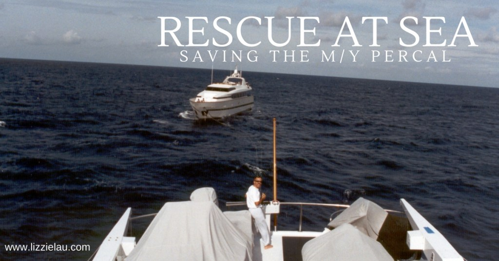 Rescue at Sea – Saving the M/Y Percal