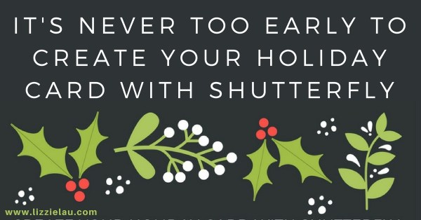 Create Your Holiday Card With Shutterfly – For #FREE