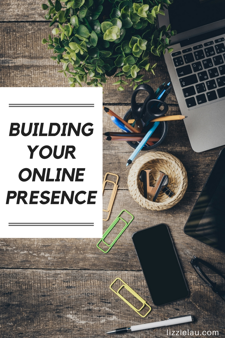 Building your online presence with a website overnight.
