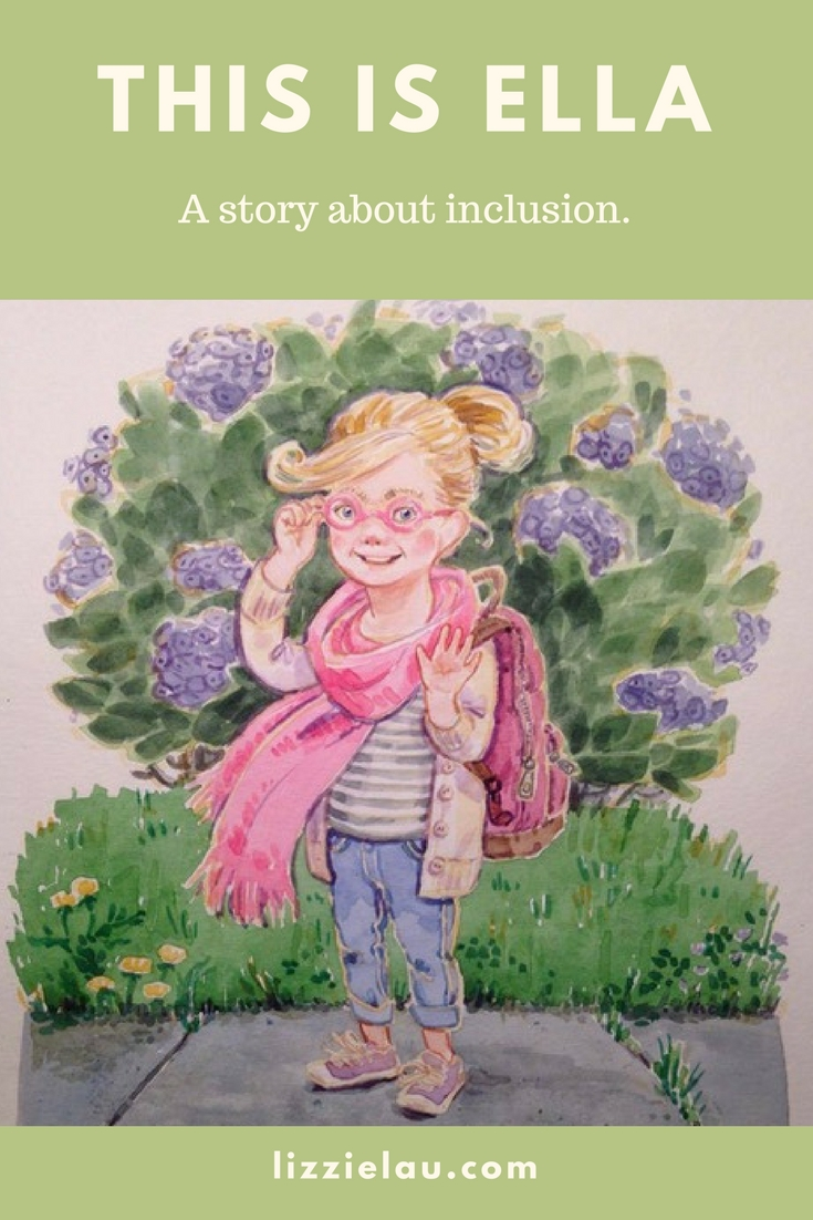 This is Ella - A Story About Inclusion - World Down Syndrome Day