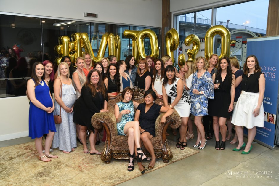 Buzz About the Top 30 Vancouver Mom Bloggers Event #vmtop30
