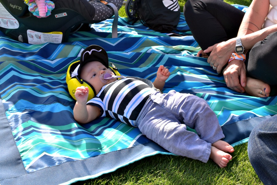 Little Rocker Fashion at BottleRock Napa Valley