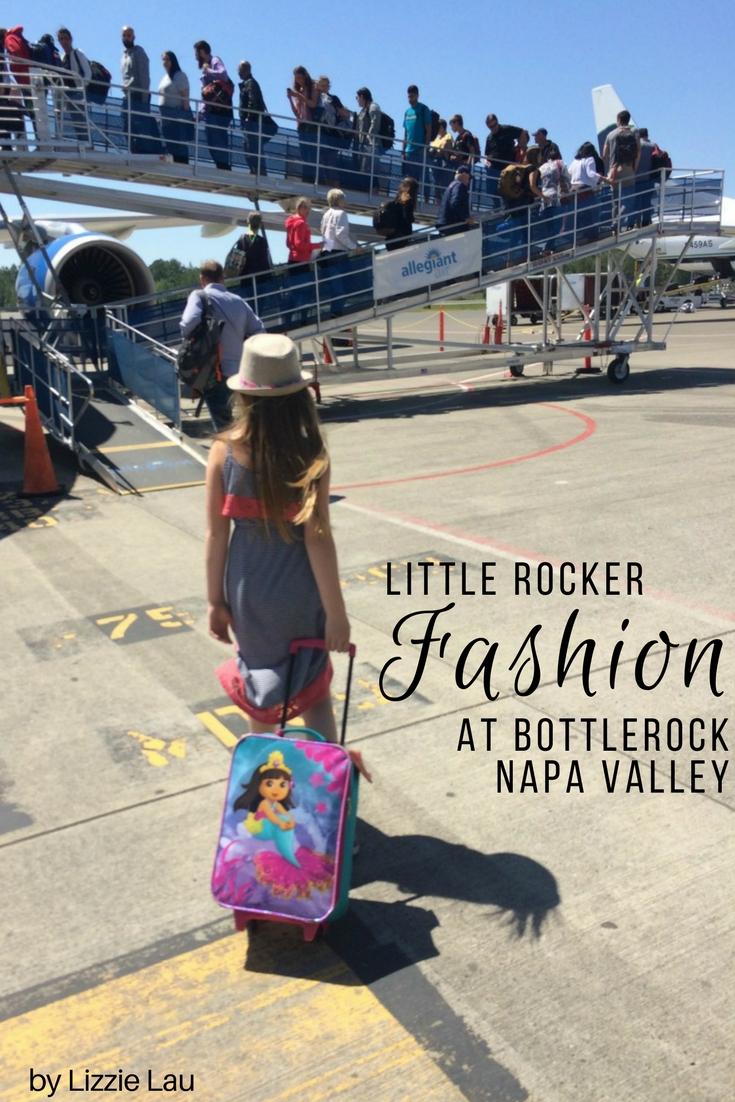 Little Rocker Fashion at BottleRock Napa Valley