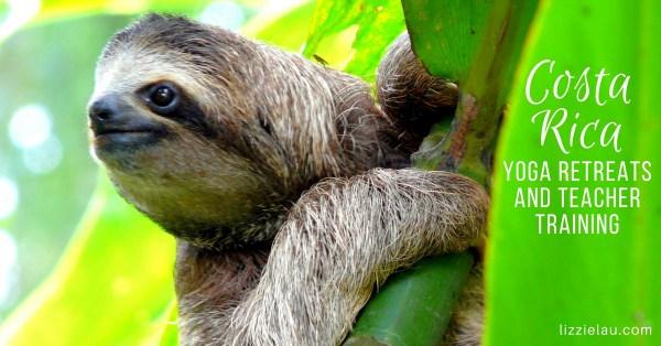 Costa Rica Yoga Retreats and Teacher Training