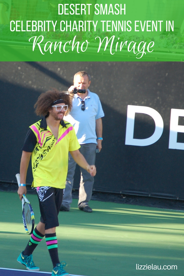 Desert Smash Celebrity Charity Tennis Event in Rancho Mirage