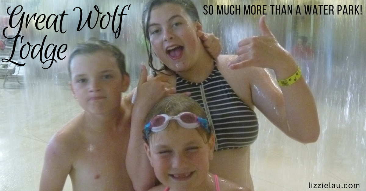 Great Wolf Lodge in Grand Mound, Washington – it's worth the drive!