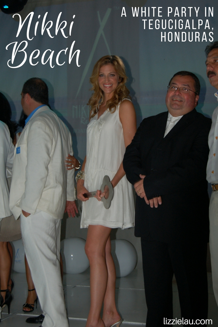 Nikki Beach - A White Party in Tegucigalpa, Honduras