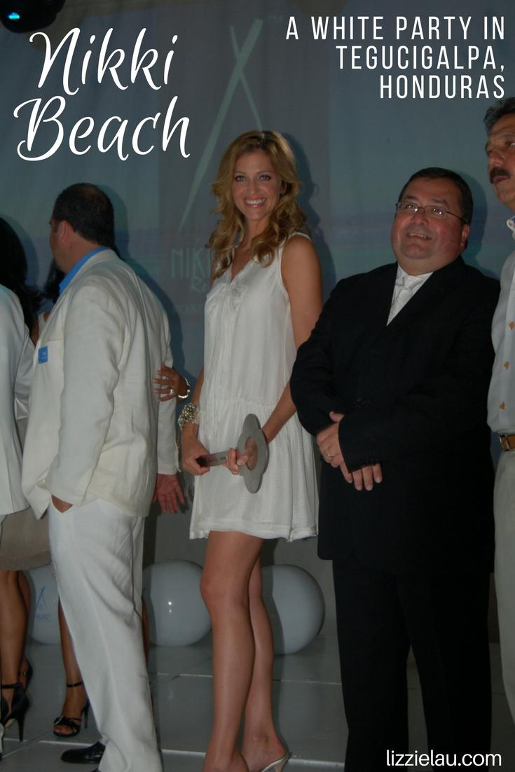 Nikki Beach - A White Party in Tegucigalpa, Honduras