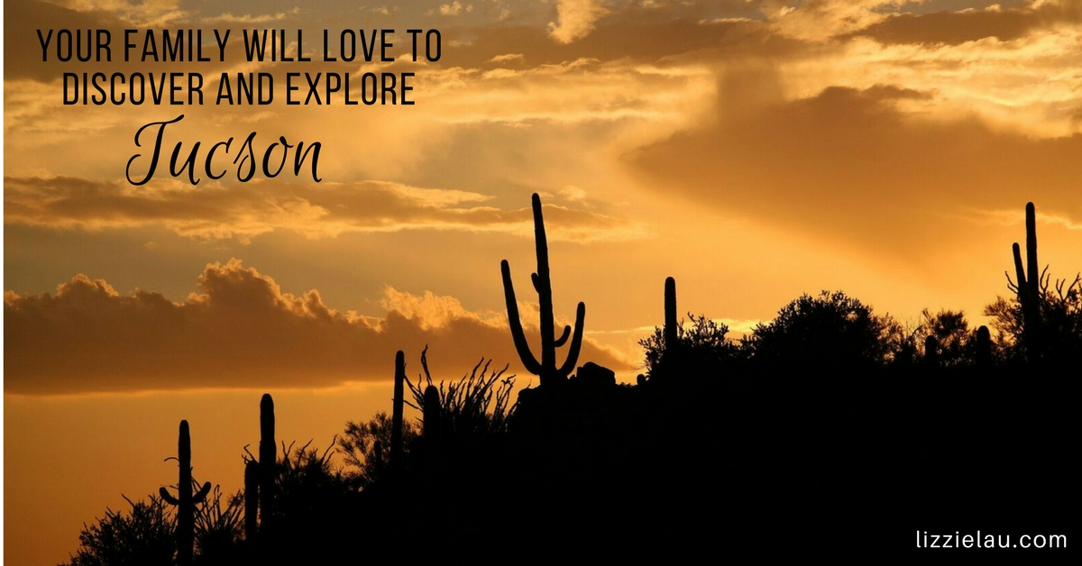 Your Family Will Love to Discover and Explore Tucson