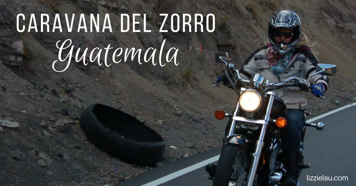 Caravana del Zorro – A Unique Motorcycle Experience in Guatemala