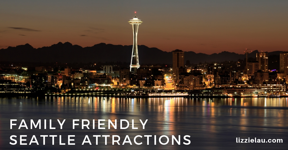 Family Friendly Seattle Attractions