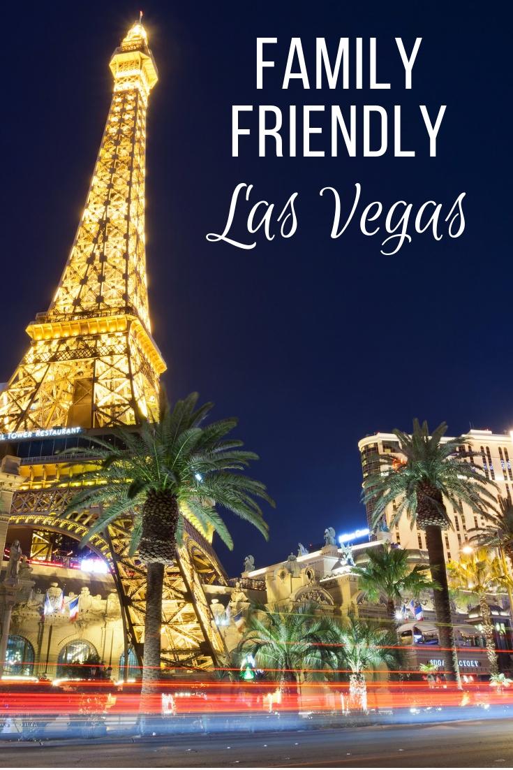 Family Friendly Las Vegas Activities