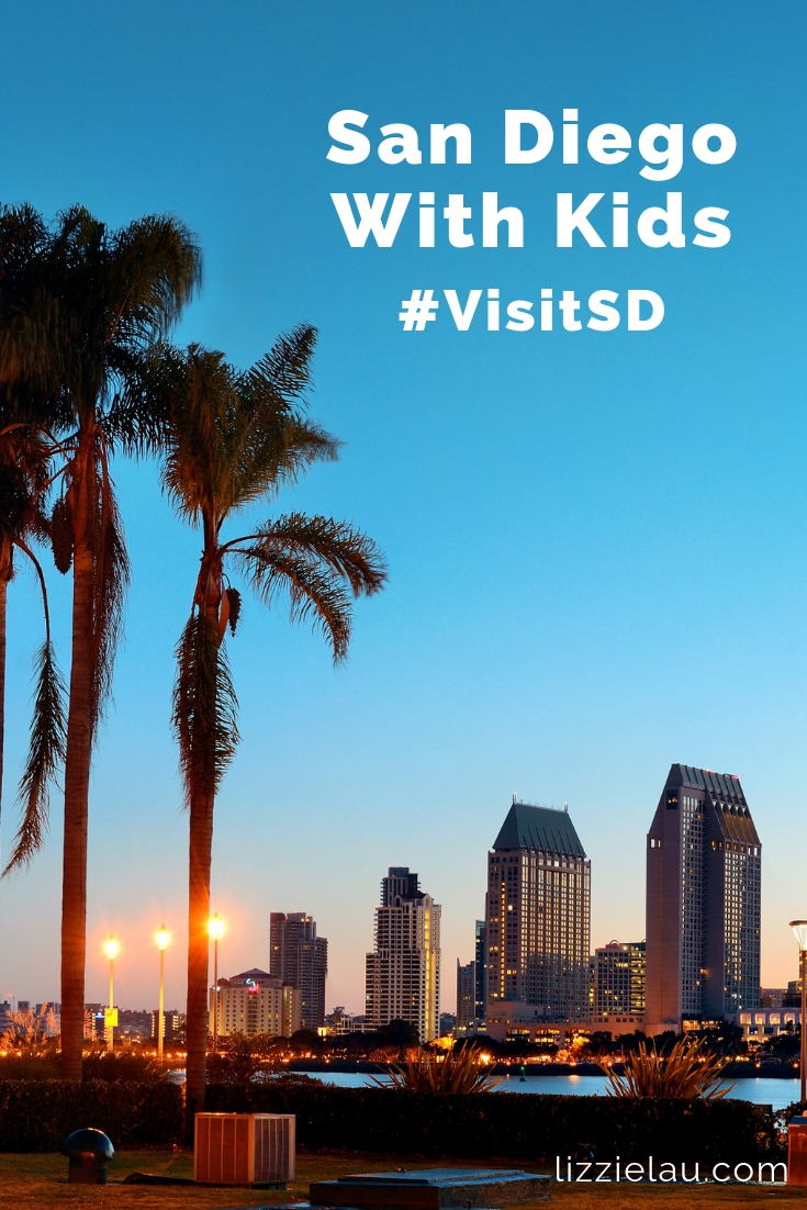 San Diego With Kids #familytravel #takeyourkidseverywhere #VisitSD #SanDiego #USA