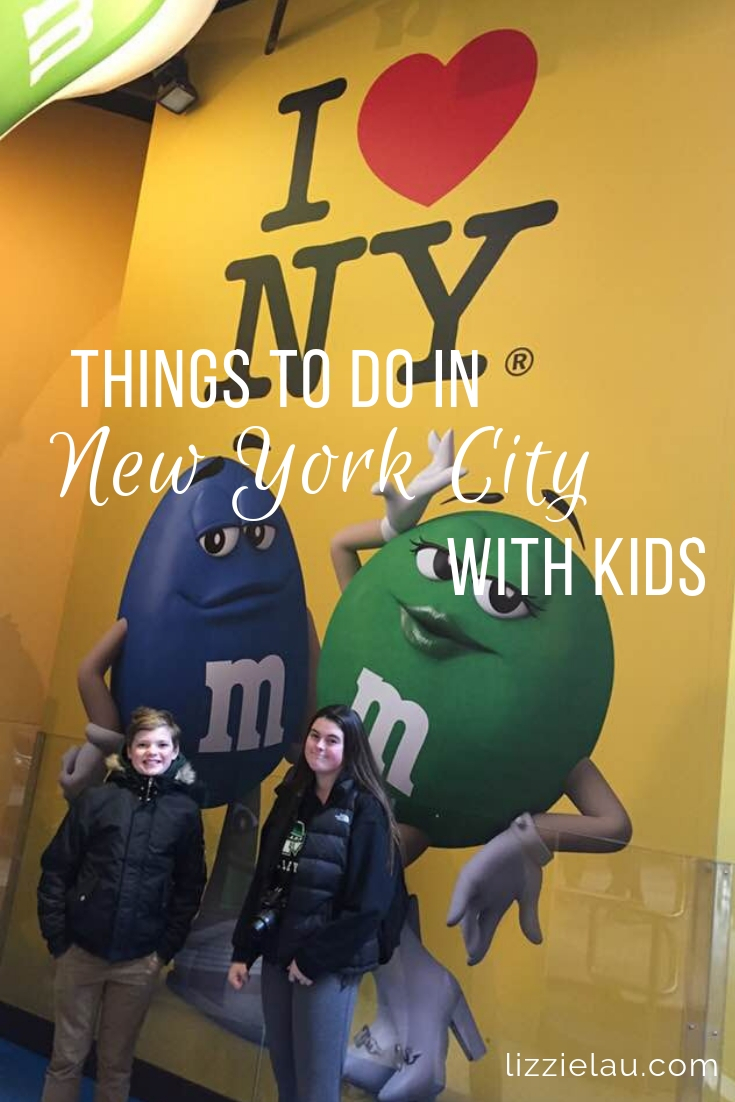 Things to do in New York City with kids