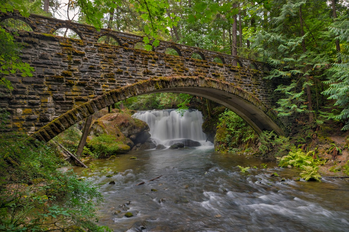 Whatcom Falls Bellingham With Kids