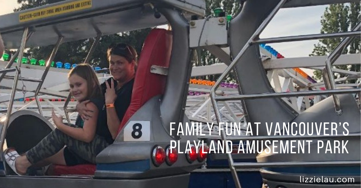 Family Fun at Vancouver's Playland Amusement Park