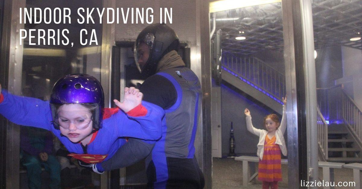 Indoor Skydiving in Perris, CA