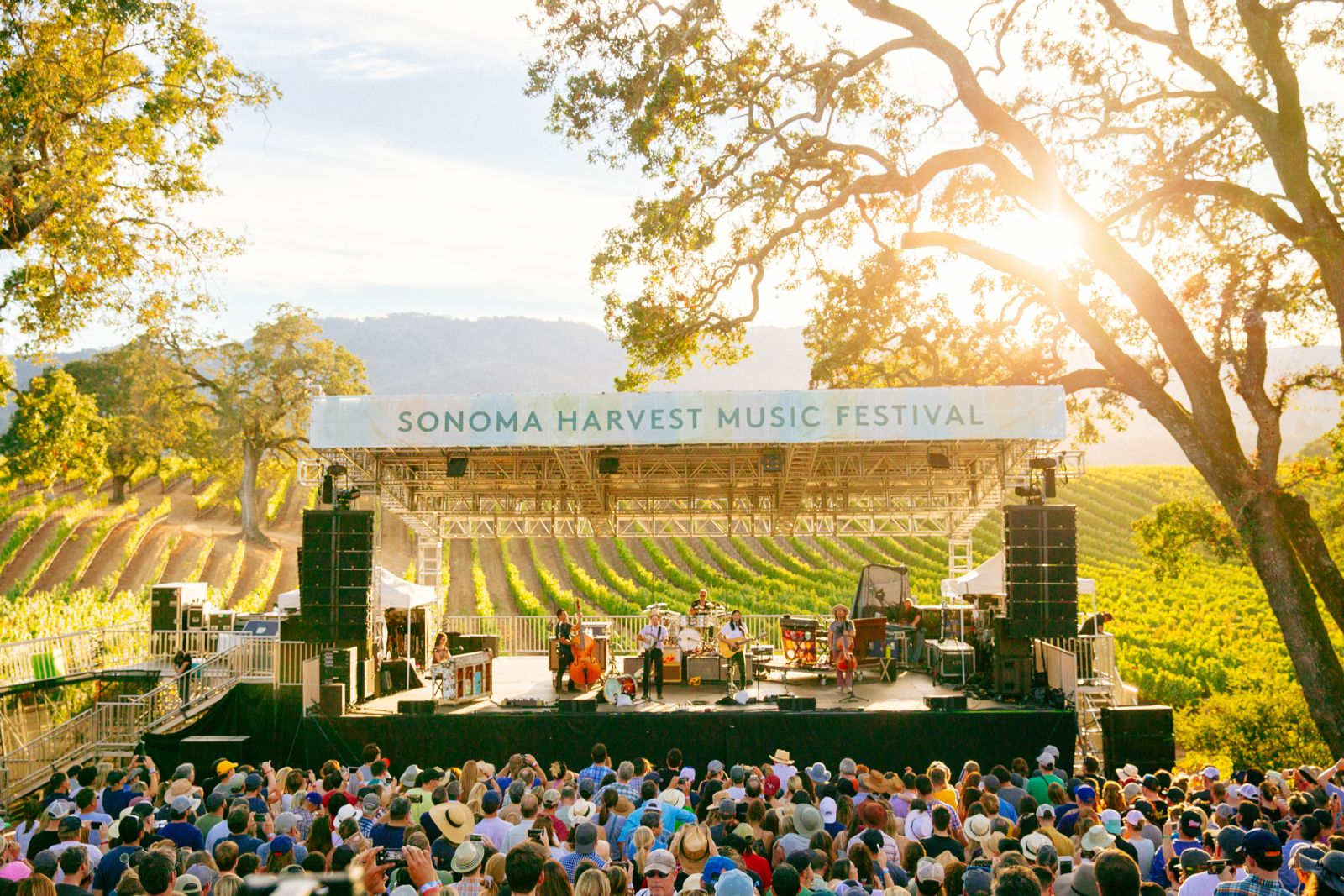 Sonoma Harvest Music Festiva