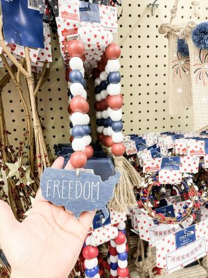 A peek at Hobby Lobby's Patriotic Decor