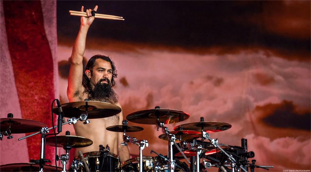 Jocke Wallgren, Amon Amarth drummer.