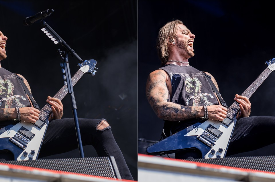 How to Edit Concert Photos: Intermediate Mic Stand Removal