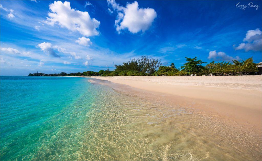 Caribbean photography of Brandons Beach and Brighton Beach near Bridgetown, Barbados.
