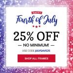 Fourth of July Branding & Offer