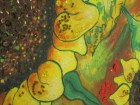 """For any inquiries please email me Lizzy Mason at lizzymasonart@hotmail.co.uk """"Joyous changes are here to play"""" 2009"""