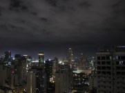 Manila Skyline @ night